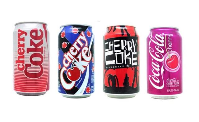 Cherry Coke History