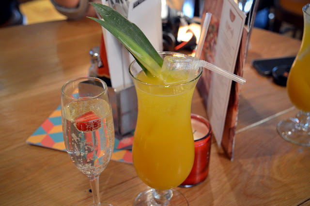 Mocktails and fizz - Revolution Aberdeen