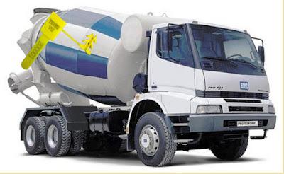 Chì niêm phong tiện dụng cho xe bồn, xe trộn bê tông, hóa chất