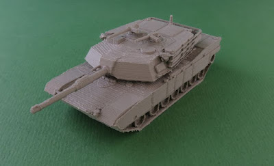 Abrams MBT picture 2