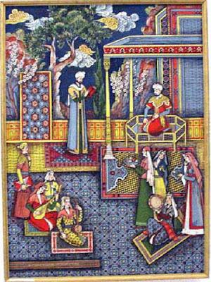 من غرائب سلاطين الدولة عثمانية : رمضان عند العثمانيين !!