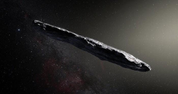An Interstellar Asteroid? | Evolutionary Truth by Piltdown ...