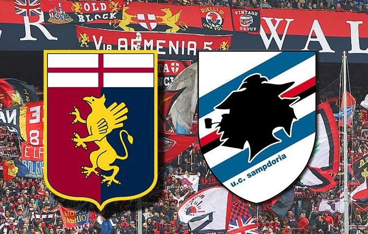 Vedere GENOA SAMPDORIA Streaming Gratis Rojadirecta
