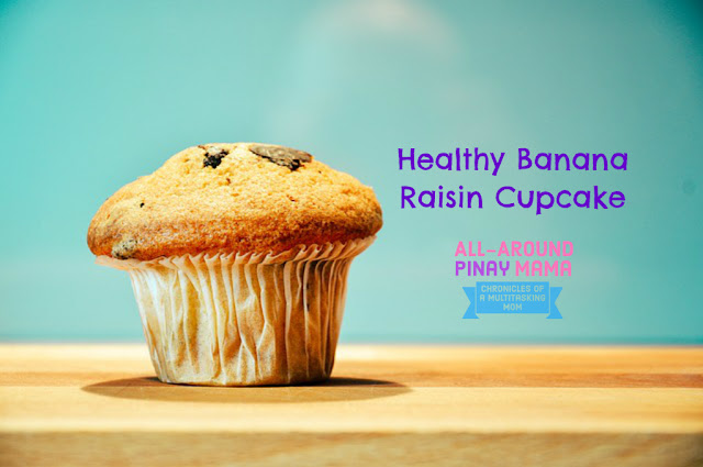 Paren Cook-Off, Baking, Easy Recipes, Banana-Raisin Cupcake Recipe, Candice Kumai, Pumpkin Mochi Tea Cake, Healthy Cakes, Reflections, Food, All-Around PInay Mama Blog, SJ Valdez