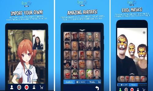 Aplikasi Pengubah Wajah Jadi Animasi Khusus Android