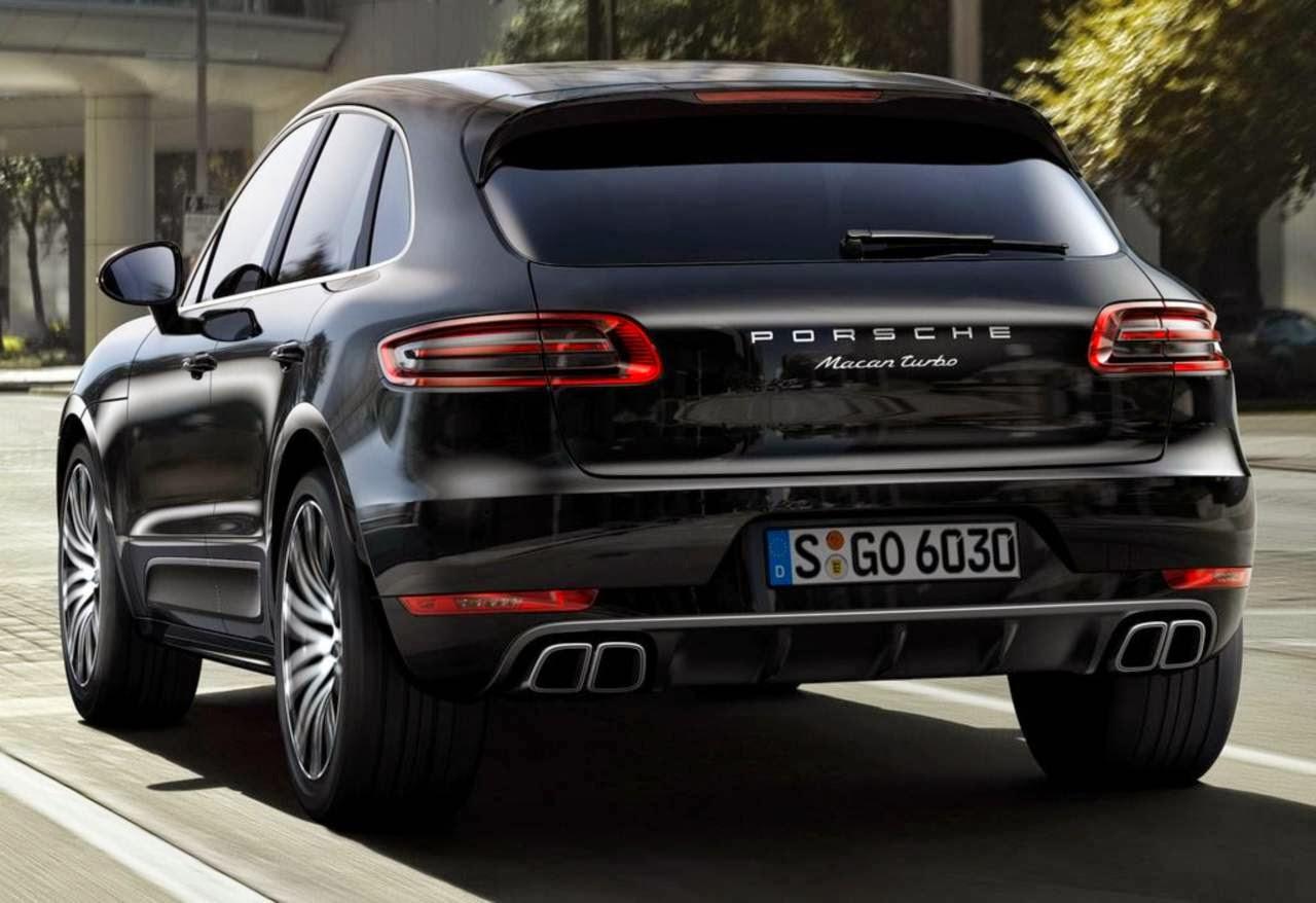 Macan será o SUV menor e mais barato da Porsche   CAR.BLOG.BR