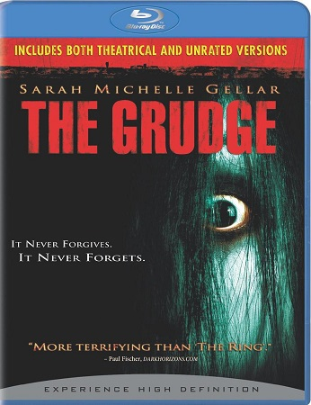 Poster Of The Grudge 2004 Dual Audio 720p BRRip [Hindi - English] - Extended Free Download Watch Online