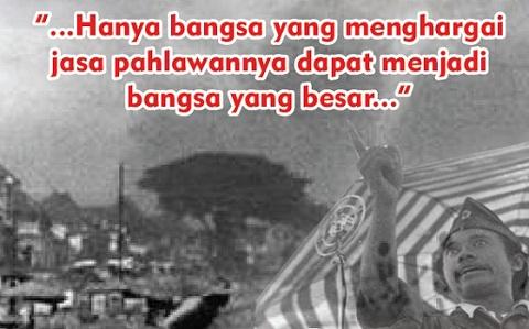 Mengapa Tanggal 10 November Diperingati Sebagai Hari Pahlawan?
