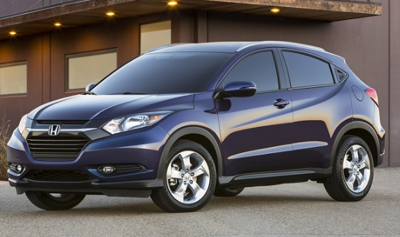 2018 Honda HR-V Redesign Price Rumors Review and Release Date