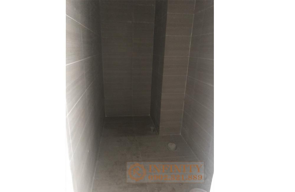 Bán căn hộ trống nội thất tại The EverRich Infinity Q5 - phòng tắm