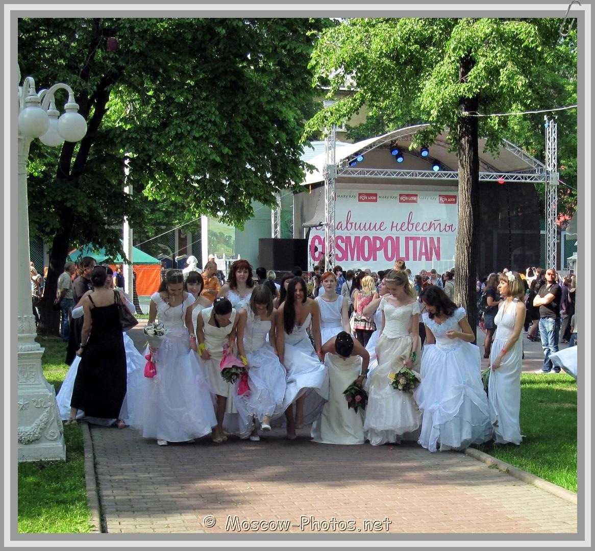 Really Moscow Runaway Brides