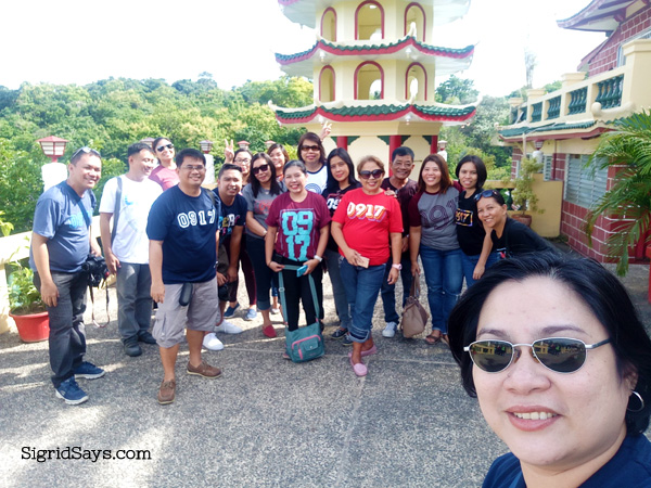 Cebu tours at Cebu tourist spots