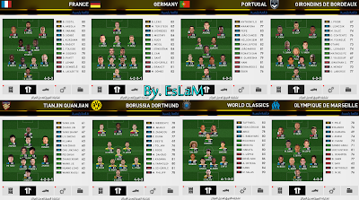 PES 2017 Minifaces v2 ( 7229 Minifaces ) by Eslam