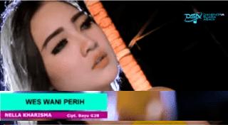 Lirik Lagu Wes Wani Perih - Nella Kharisma