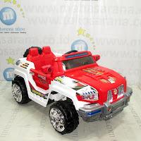 Mobil Mainan Aki PMB M6168 Skunk Offroad Jeep 2XL