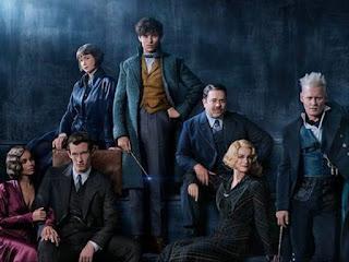 Harry Potter Fantastic Beasts