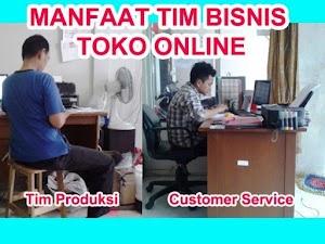 5 Manfaat Membangun Tim Bisnis Toko Online