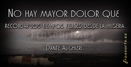 Citas famosas de Dante