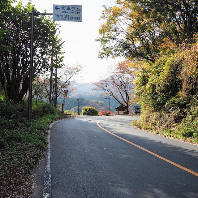 坂本ダム(碓氷湖)