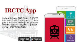 IRCTC : Indian Railway Inquiry Ke Liye Best App ¦¦ भारतीय रेलवे जानकारी के लिए उपयोगी ऐप