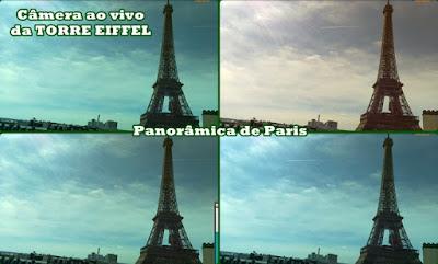 CÂMERA AO VIVO DE PARIS FRANÇA