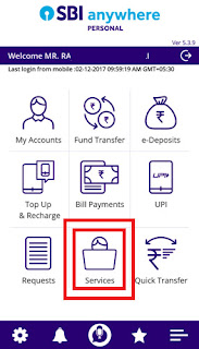 how to block sbi atm card through phone