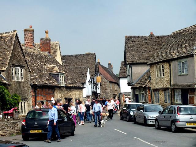 visitar Lacock pueblo de Inglaterra