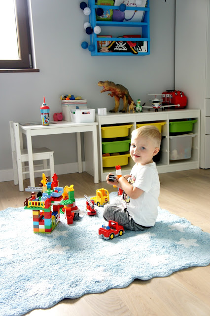 pokój dla dziecka w stylu skandynawskim
