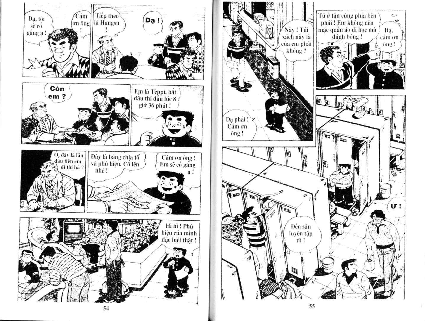 Ashita Tenki ni Naare chapter 11 trang 26