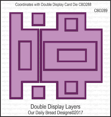 Custom Die: Double Display Layers