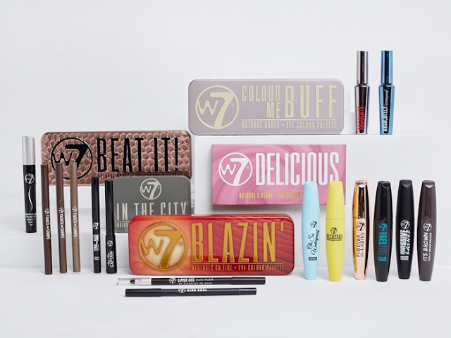 W7 Cosmetics, W7 Launch In Malaysia, check out cash rebate, makeup, steamboat