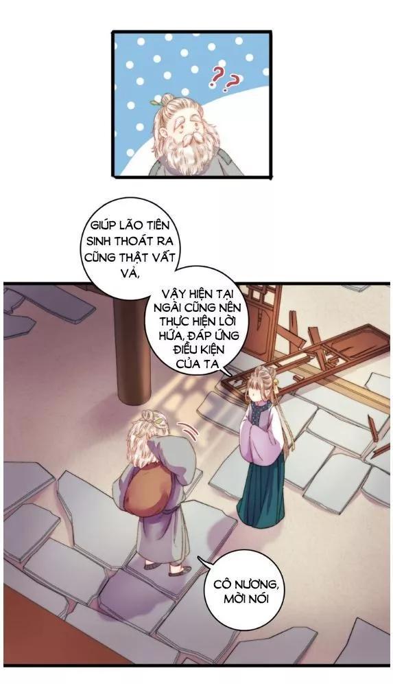Nàng Phi Cửu Khanh - Thần Y Kiều Nữ chap 5 - Trang 8