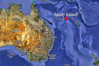 Resultado de imagem para Sandy Island