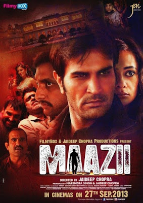 Maazii 2013 Hindi 720p WEB HDRip 650Mb