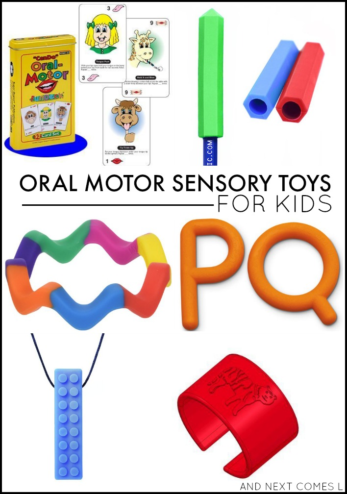 Sensory Chew Toys For Autism : Oral motor sensory toys tools for kids and next comes l
