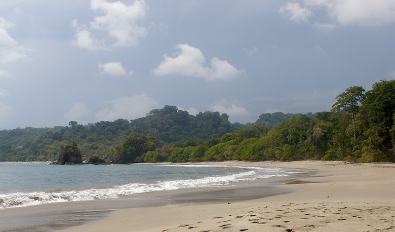 Photo de Playa Espadilla Sur (Manuel Antonio) au Costa Rica
