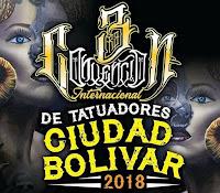 Convencion de Tatuadores Ciudad Bolívar 2018 - 1