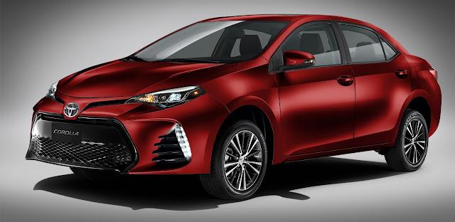 Toyota Corolla levanta suspiros