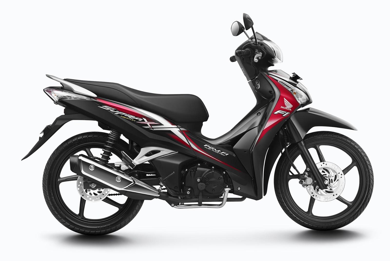 Honda Supra X 125 PGM - Fi
