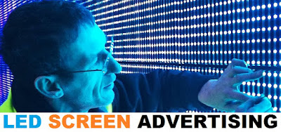 Outdoor LED Display Advertising