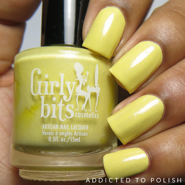Girly Bits Mon Petit Canard Sweet Nothings Collection
