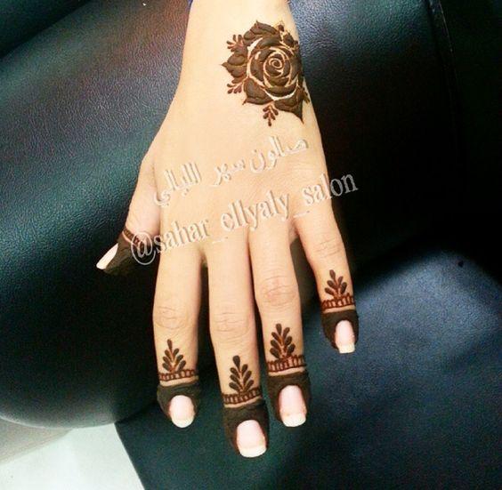 Henna for Wedding Easy Mehndi Design Latest 2018