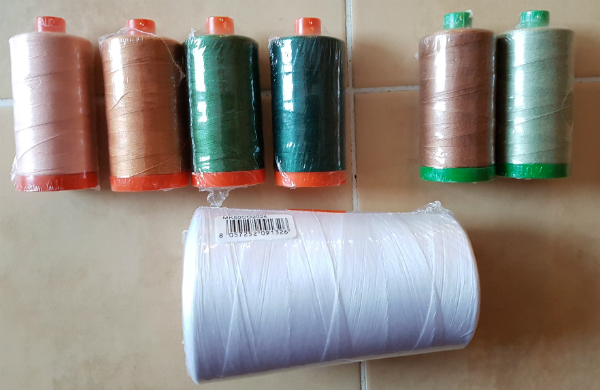 Aurifil Thread | DevotedQuilter.blogspot.com
