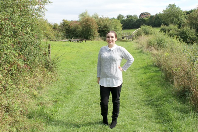 Going greyscale for Autumn with Primark clothing. Nourish ME: www.nourishmeblog.co.uk