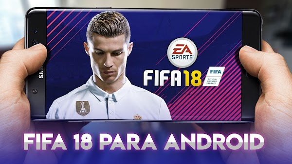 FIFA 18 Para Android / Emulador PPSSPP