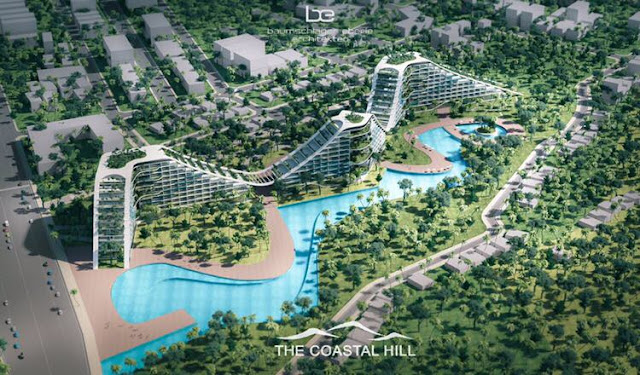 Thiết kế tổng thể FLC The Coastal Hill Quy Nhơn