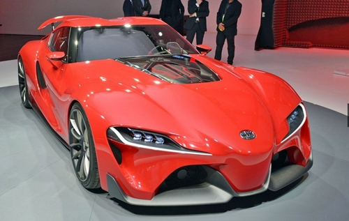 Toyota Ft1 Price >> Toyota FT1 Sport 2016 Performance | TOYOTA UPDATE REVIEW