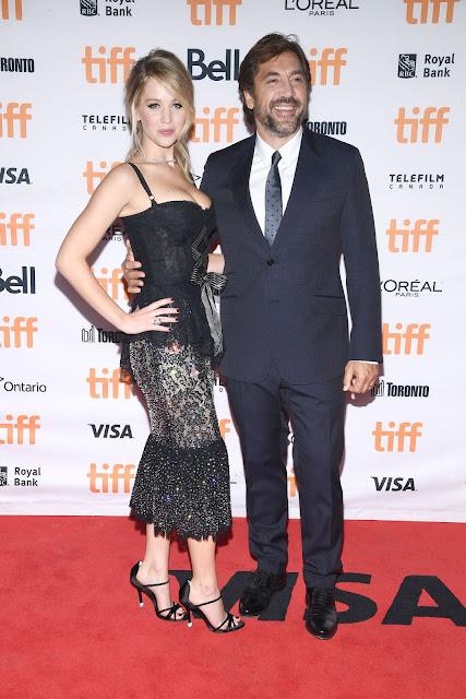 "Jennifer Lawrence – ""Mother!"" Premiere in Toronto"