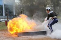 (ФОТО)Соревнование по пожарно-спасательному спорту