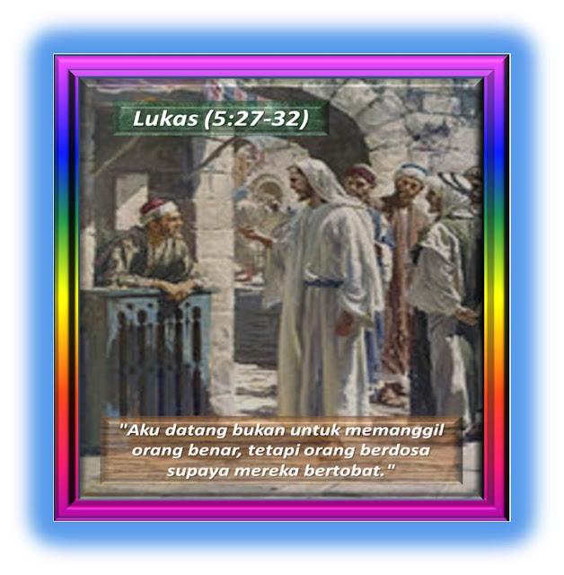 Lukas 5:27-32